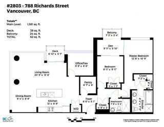 Photo 19: 2803 788 RICHARDS Street in Vancouver: Downtown VW Condo for sale (Vancouver West)  : MLS®# R2141568
