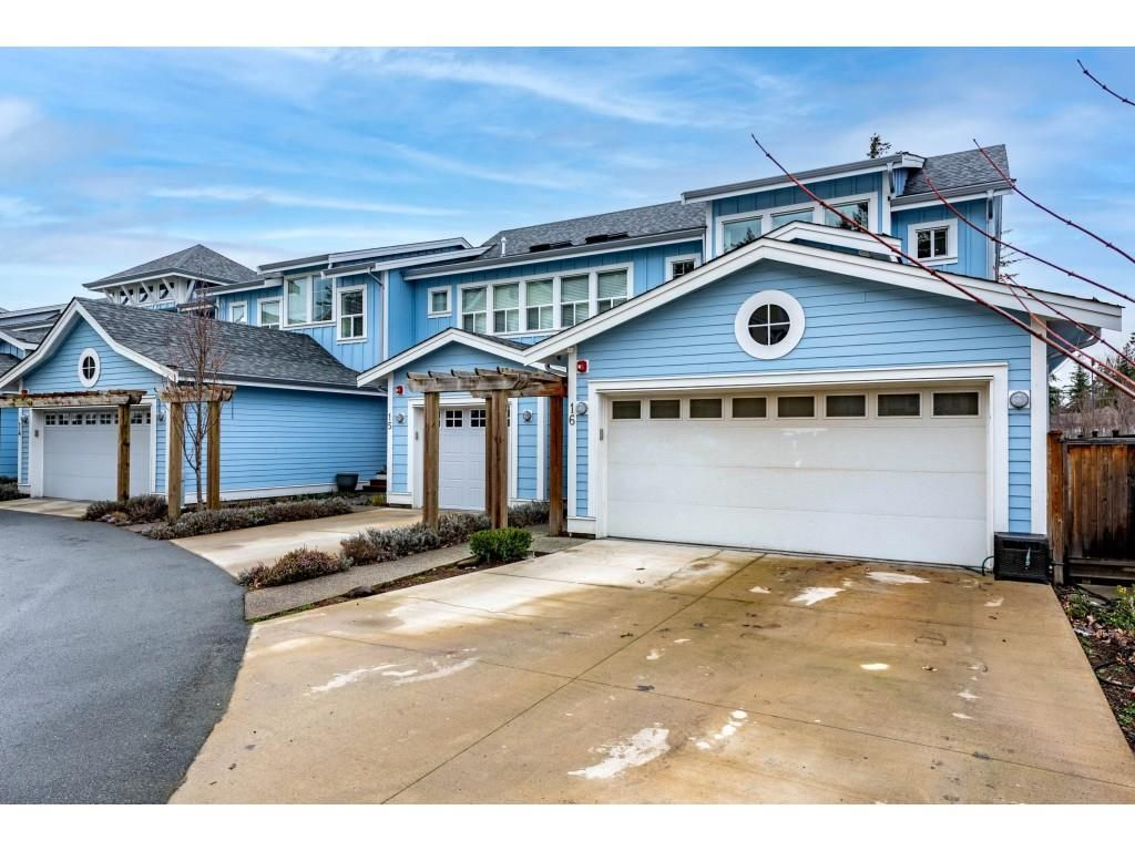 Photo 2: Photos: 16 44849 ANGLERS Boulevard in Chilliwack: Vedder S Watson-Promontory Townhouse for sale (Sardis)  : MLS®# R2536060