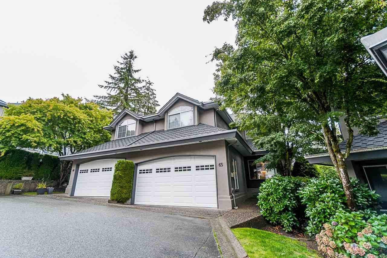 """Main Photo: 65 2990 PANORAMA Drive in Coquitlam: Westwood Plateau Townhouse for sale in """"Wesbrook"""" : MLS®# R2502623"""