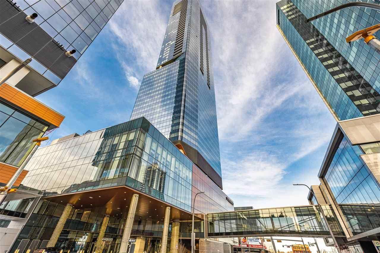Main Photo: 4304 10360 102 Street in Edmonton: Zone 12 Condo for sale : MLS®# E4220918
