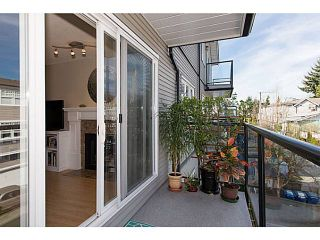 """Photo 4: 306 833 W 16TH Avenue in Vancouver: Fairview VW Condo for sale in """"The Emerald"""" (Vancouver West)  : MLS®# V1063181"""