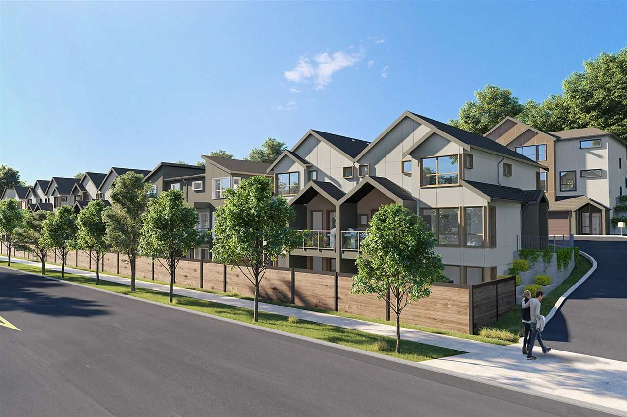 Main Photo: #11 - 1412 Pipeline Rd, in Coquitlam: Westwood Plateau Townhouse for sale : MLS®# R2507625