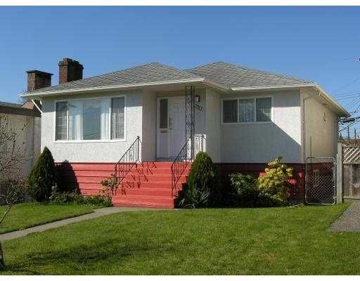 Main Photo: Photos: 7753 ONTARIO ST in Vancouver: Marpole House for sale (Vancouver West)  : MLS®# V582489