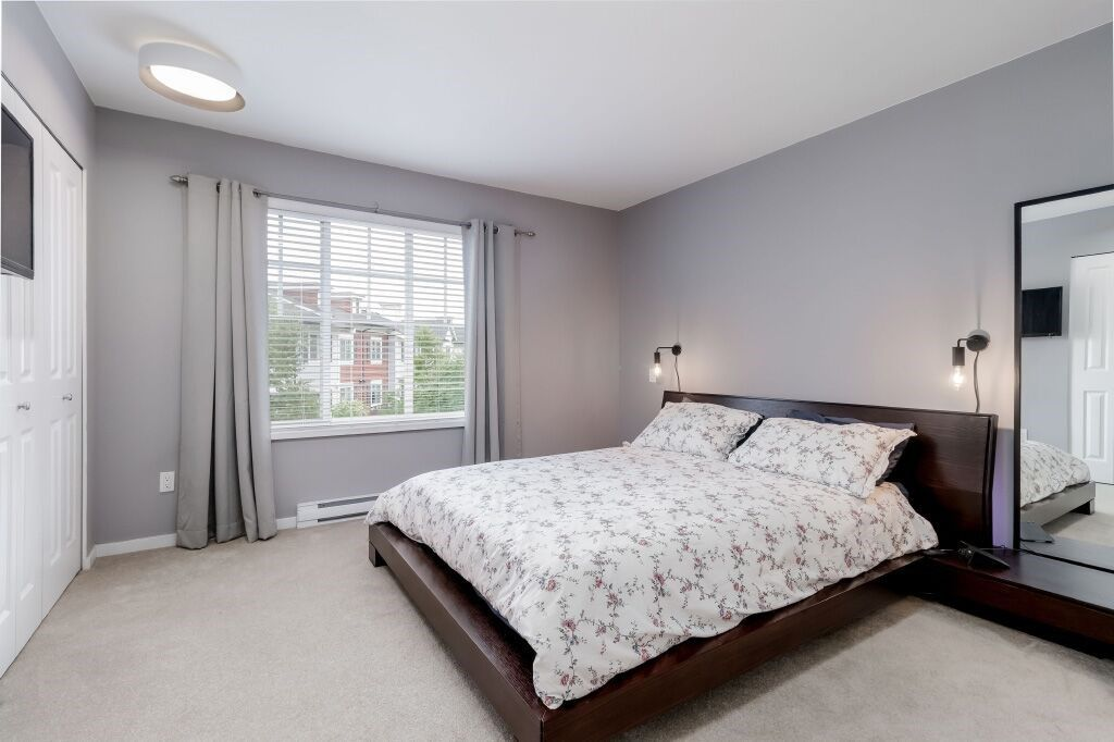 Photo 11: Photos: 122 3010 RIVERBEND Drive in Coquitlam: Coquitlam East Townhouse for sale : MLS®# R2386563