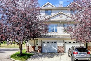 Main Photo: 144 Country Hills Cove NW in Calgary: Country Hills Semi Detached for sale : MLS®# A1144425