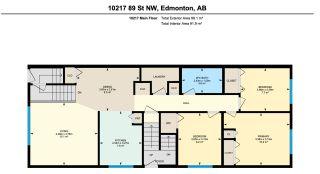 Photo 42: 10217 89 Street in Edmonton: Zone 13 House Duplex for sale : MLS®# E4222725
