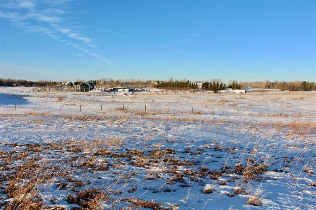 Main Photo: 262031 Poplar Hill Drive in Rural Rocky View County: Rural Rocky View MD Land for sale : MLS®# A1061285