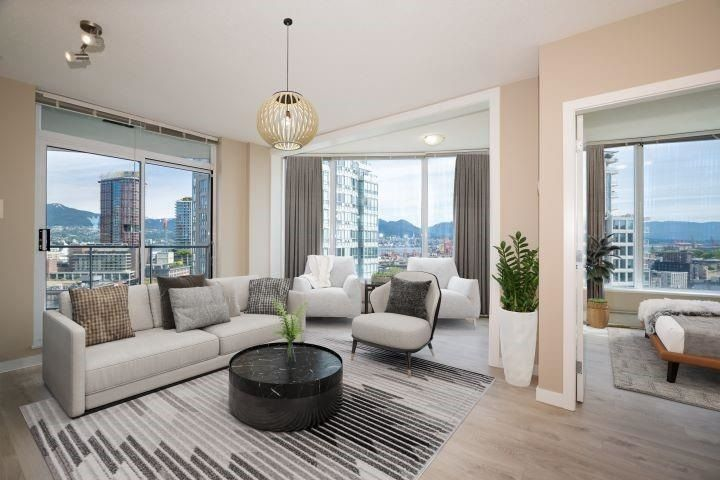 FEATURED LISTING: 2207 - 58 KEEFER Place Vancouver