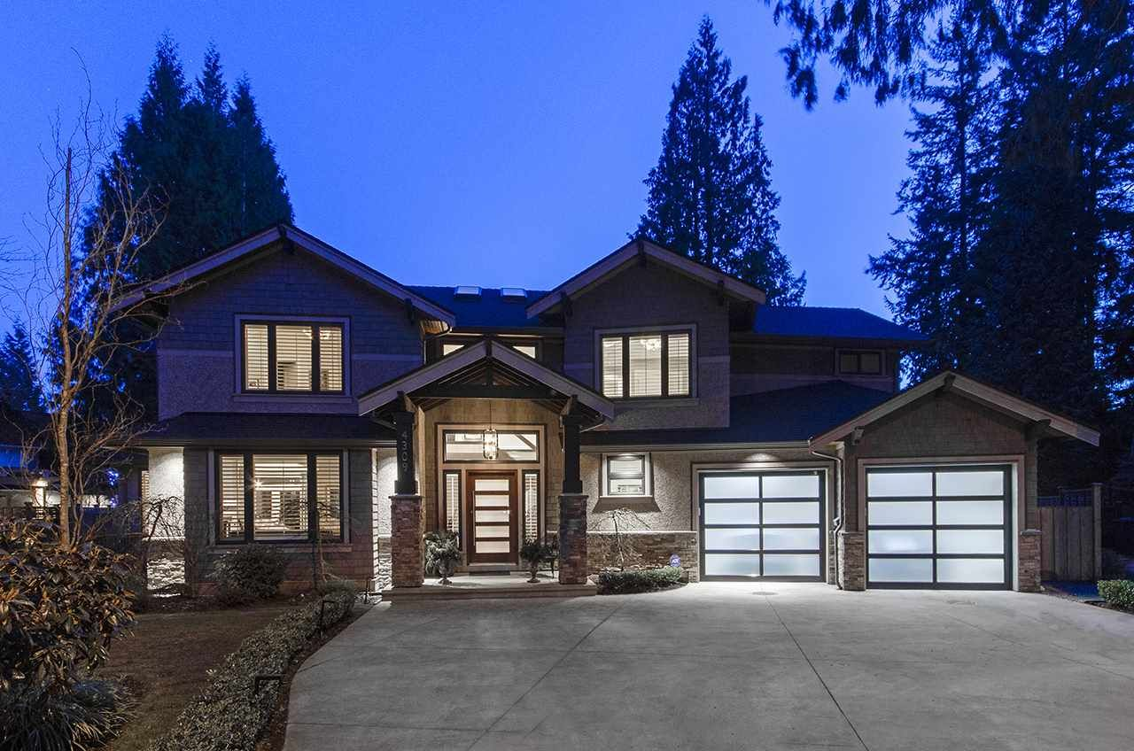 Main Photo: 4309 PATTERDALE Drive in North Vancouver: Canyon Heights NV House for sale : MLS®# R2543547