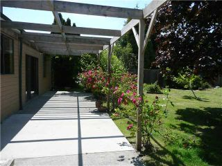 "Photo 2: 5143 GALWAY Drive in Tsawwassen: Pebble Hill House for sale in ""TSAWWASSEN HEIGHTS"" : MLS®# V863417"