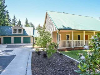 Photo 12: 5491 LANGLOIS ROAD in COURTENAY: CV Courtenay North House for sale (Comox Valley)  : MLS®# 703090