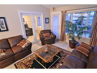 Photo 5: 175 Prominence Heights SW in CALGARY: Prominence Patterson Townhouse for sale (Calgary)  : MLS®# C3496541