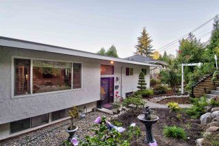Photo 1: 1020 TUXEDO Drive in Port Moody: College Park PM House for sale : MLS®# R2205847
