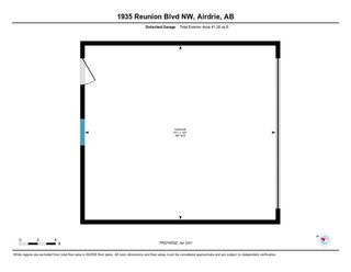 Photo 32: 1935 Reunion Boulevard NW: Airdrie Detached for sale : MLS®# A1090988