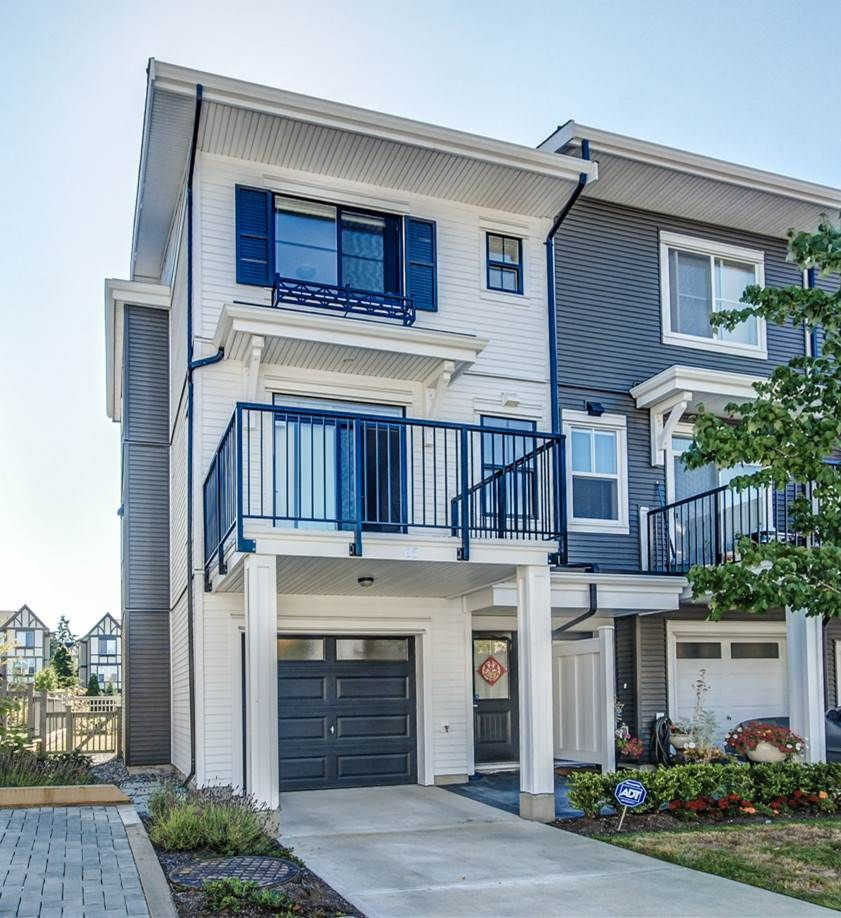 Main Photo: 65 10735 84 AVENUE in : Nordel Townhouse for sale : MLS®# R2097887
