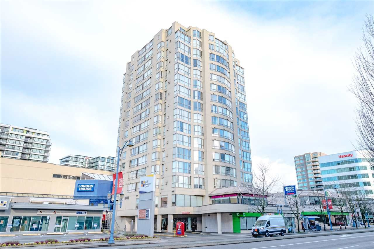 Main Photo: 1303 7995 WESTMINSTER Highway in Richmond: Brighouse Condo for sale : MLS®# R2526555