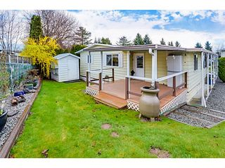 Photo 13: 113 15875 20TH Avenue in Surrey: King George Corridor Manufactured Home for sale (South Surrey White Rock)  : MLS®# F1405449