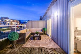 """Photo 19: 402 2768 CRANBERRY Drive in Vancouver: Kitsilano Condo for sale in """"Zydeco"""" (Vancouver West)  : MLS®# R2140838"""