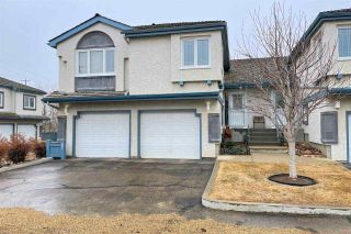 Main Photo: 47 1130 FALCONER Road in Edmonton: Zone 14 Townhouse for sale : MLS®# E4235282