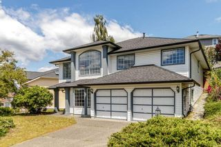 "Photo 1: 1110 FLETCHER Way in Port Coquitlam: Citadel PQ House for sale in ""CITADEL"" : MLS®# R2380215"