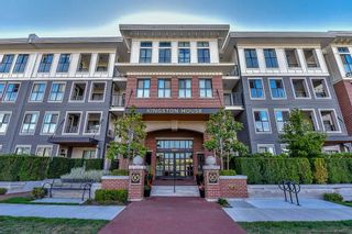 "Photo 1: 217 3323 151 Street in Surrey: Morgan Creek Condo for sale in ""Kingston House in Harvard Gardens"" (South Surrey White Rock)  : MLS®# R2114656"