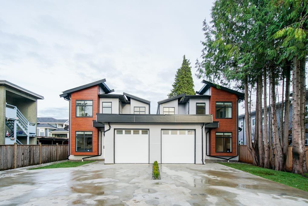 Main Photo: 7430 CANADA Way in Burnaby: East Burnaby 1/2 Duplex for sale (Burnaby East)  : MLS®# R2345839