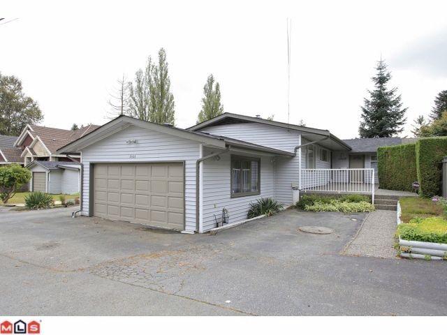 Main Photo: 13428 95th Avenue in Surrey: Queen Mary Park Surrey 1/2 Duplex for sale : MLS®# F1225636
