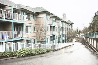 Photo 1: 308 33960 Old Yale Road in Abbotsford: Abbotsford East Condo for sale : MLS®# R2547192