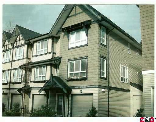 Main Photo: 6747 203RD Street in Langley: Willoughby Heights Townhouse for sale : MLS®# F2626824