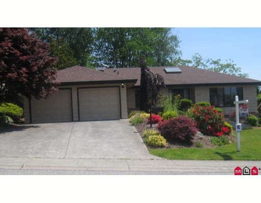 Main Photo: 2172 Everett Street in Abbotsford: Abbotsford East House for sale : MLS®# F1006898