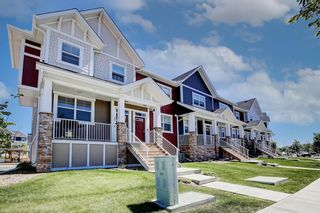Photo 2: 401 1225 Kings Heights Way SE: Airdrie Row/Townhouse for sale : MLS®# A1126700