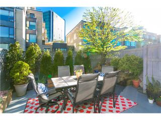 Photo 1: # 214 638 W 7TH AV in Vancouver: Fairview VW Condo for sale (Vancouver West)  : MLS®# V1116477