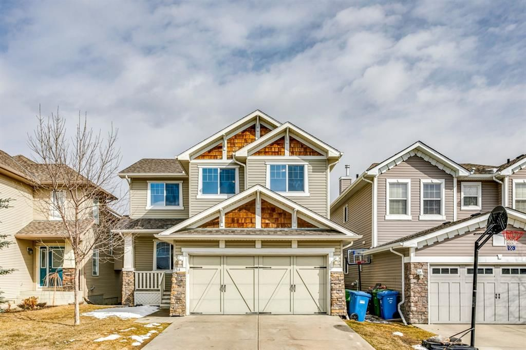 Main Photo: 134 Silverado Ponds Way SW in Calgary: Silverado Detached for sale : MLS®# A1089062