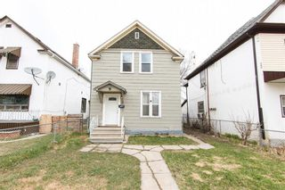 Photo 2: 427 College Avenue in Winnipeg: North End Residential for sale (4A)  : MLS®# 202110127