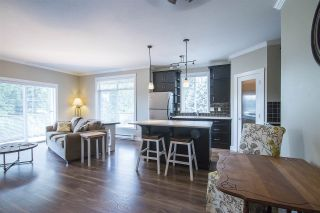 """Photo 2: 410 2038 SANDALWOOD Crescent in Abbotsford: Central Abbotsford Condo for sale in """"THE ELEMENT"""" : MLS®# R2185056"""