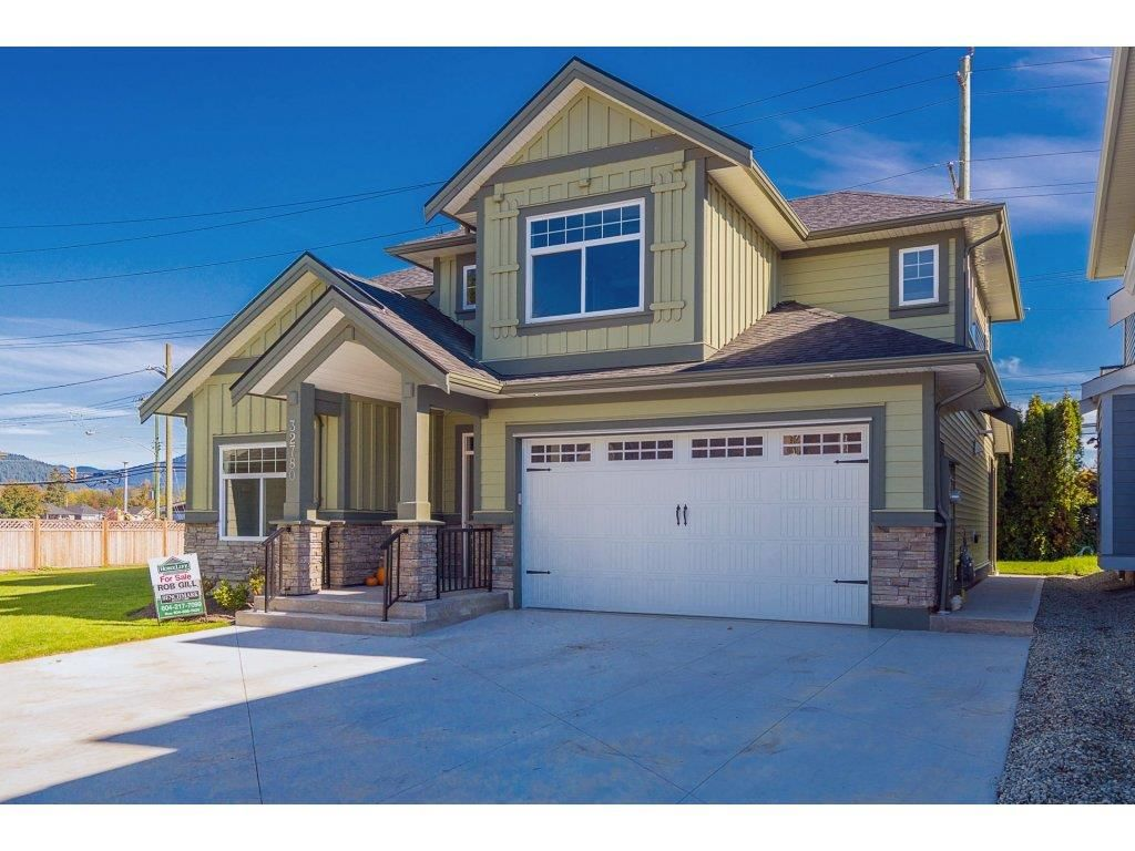 Main Photo: 32780 LISSIMORE AVENUE in : Mission BC House for sale : MLS®# R2116534