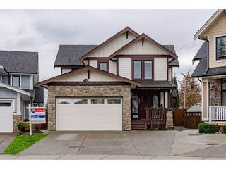 """Photo 1: 4868 223B Street in Langley: Murrayville House for sale in """"Radius/Hillcrest"""" : MLS®# R2524153"""