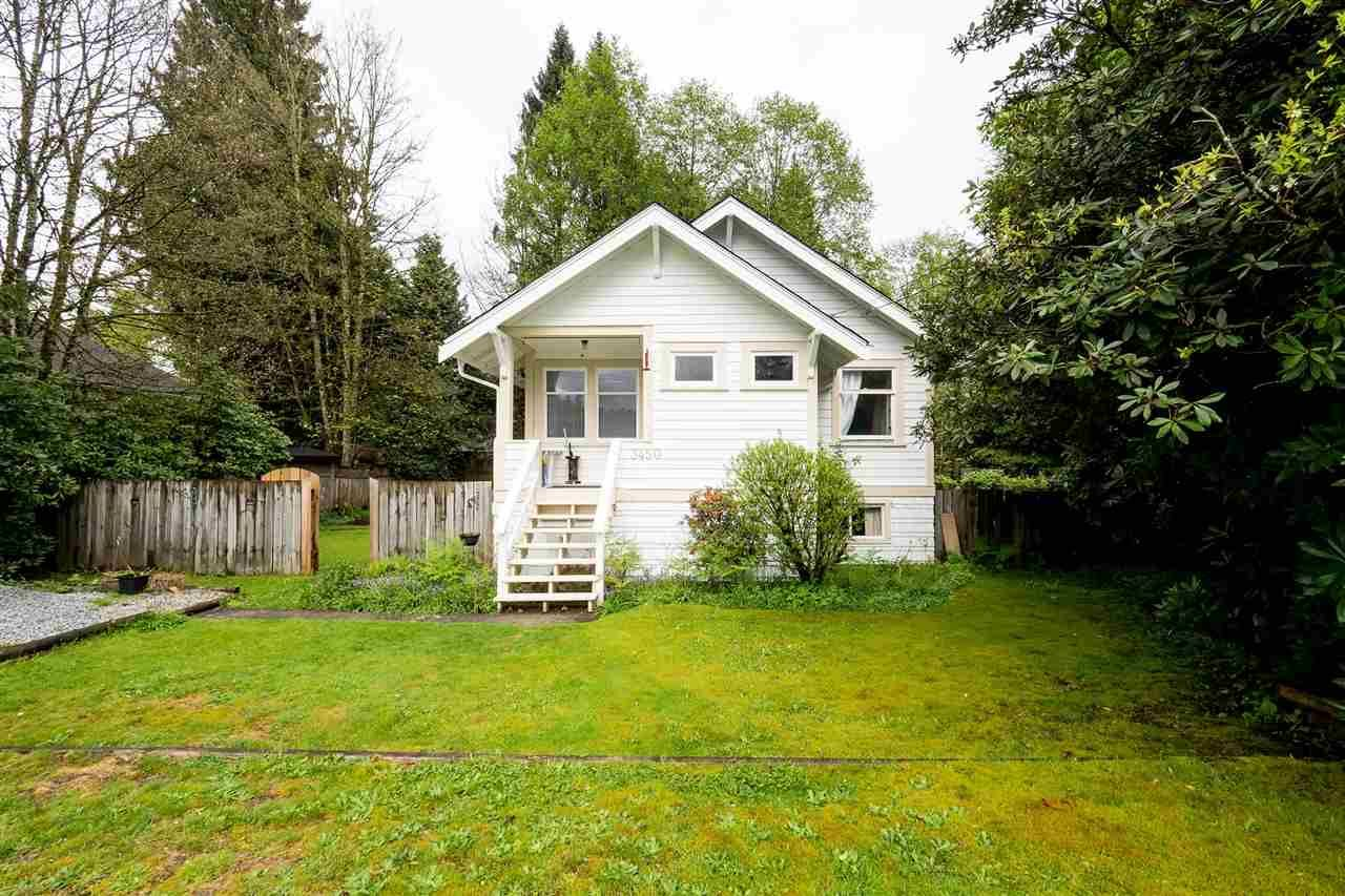 Main Photo: 3450 INSTITUTE Road in North Vancouver: Lynn Valley House for sale : MLS®# R2164311