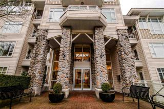 "Photo 1: 312 3625 WINDCREST Drive in North Vancouver: Roche Point Condo for sale in ""Windsong @ Raven Woods"" : MLS®# R2350917"