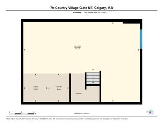 Photo 35: 79 Country Village Gate NE in Calgary: Country Hills Village Row/Townhouse for sale : MLS®# A1150151