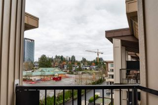 "Photo 11: 418 9655 KING GEORGE Boulevard in Surrey: Whalley Condo for sale in ""Gruv"" (North Surrey)  : MLS®# R2528633"