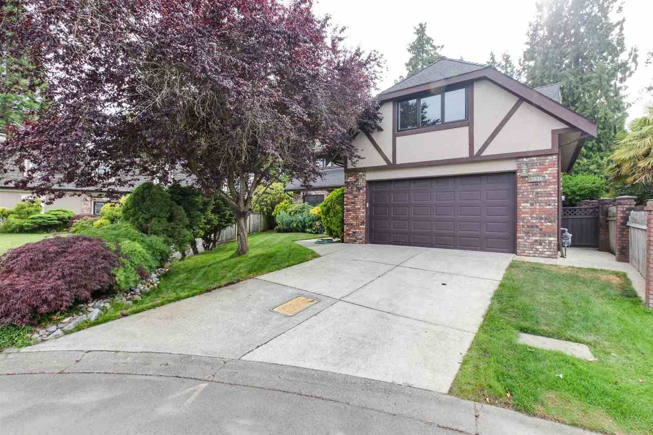 """Main Photo: 5636 GOLDENROD Crescent in Delta: Tsawwassen East House for sale in """"FOREST BY THE BAY"""" (Tsawwassen)  : MLS®# R2574789"""