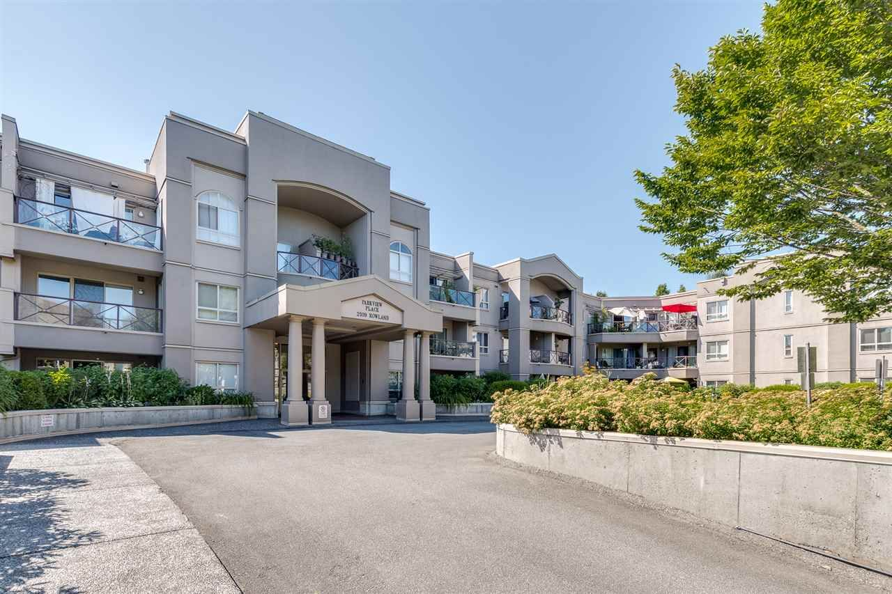 "Main Photo: 303 2109 ROWLAND Street in Port Coquitlam: Central Pt Coquitlam Condo for sale in ""PARKVIEW PLACE"" : MLS®# R2483064"