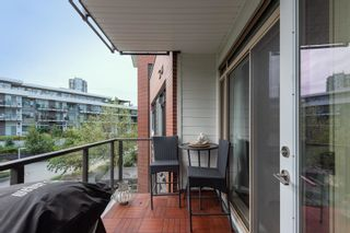 """Photo 21: 319 22 E ROYAL Avenue in New Westminster: Fraserview NW Condo for sale in """"THE LOOKOUT"""" : MLS®# R2601402"""