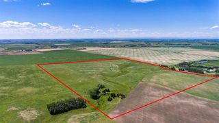 Photo 4: 153.7 +/- Acres West of Airdrie in Rural Rocky View County: Rural Rocky View MD Land for sale : MLS®# A1065287
