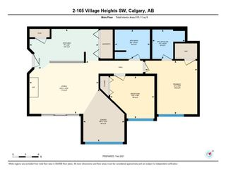 Photo 28: 2 105 Village Heights SW in Calgary: Patterson Apartment for sale : MLS®# A1071002