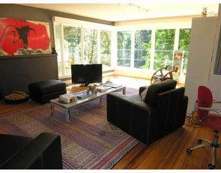 """Photo 4: 4075 CAPILANO PARK Road in North_Vancouver: Canyon Heights NV House for sale in """"CAPILANO"""" (North Vancouver)  : MLS®# V667641"""