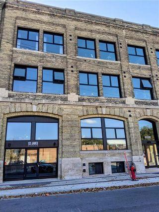 Main Photo: 304 132 James Avenue in Winnipeg: Exchange District Condominium for sale (9A)  : MLS®# 202124649
