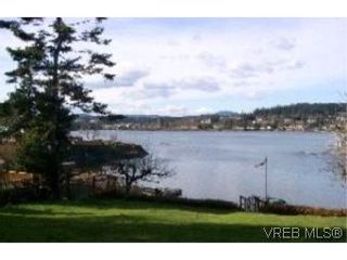 Photo 1:  in VICTORIA: SW Portage Inlet House for sale (Saanich West)  : MLS®# 391233