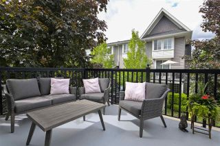 """Photo 19: 130 2418 AVON Place in Port Coquitlam: Riverwood Townhouse for sale in """"LINKS"""" : MLS®# R2458724"""